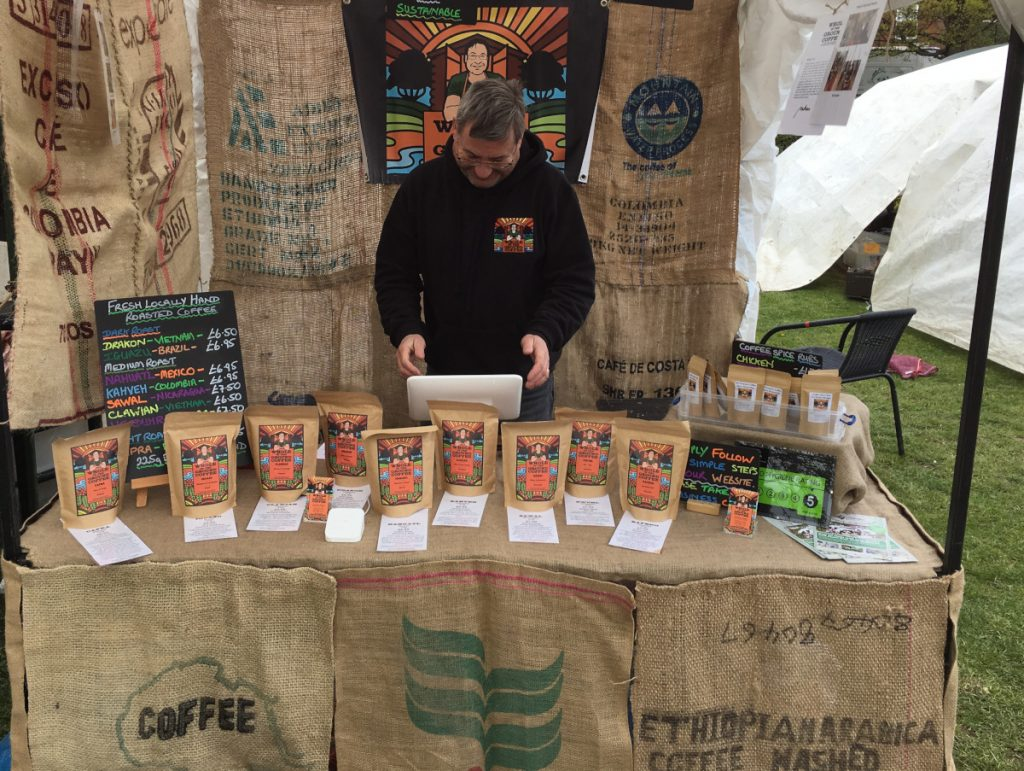Whole In The Ground Coffee Selling Fast and Low On Stock
