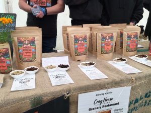 Whole In The Ground Coffee At Caring For Life - Open Day - Sold Out