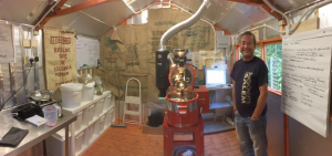 Whole In The Ground Roastery