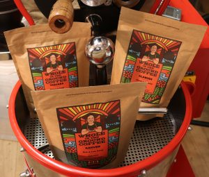 Whole In The Ground Medium Roast Coffees