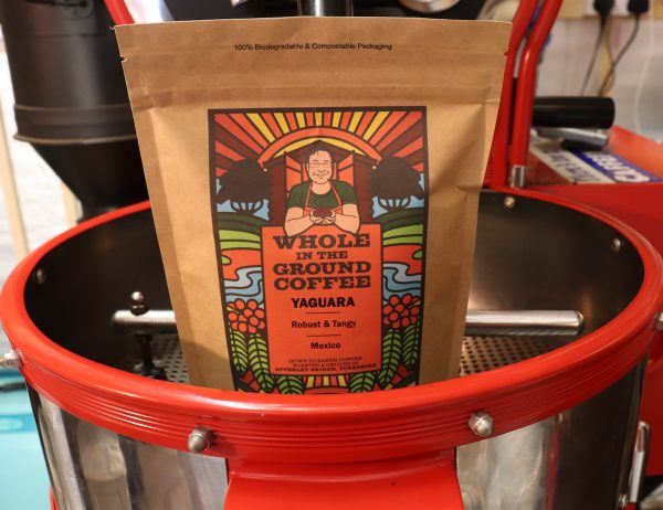 Whole In The Ground Yaguara Medium Roast Coffee