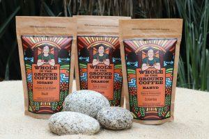 Dark Roast Taster Pack - Drakon, Iguazu & Hahyd