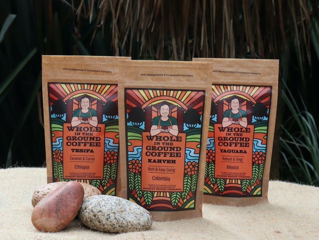 Medium Roast Taster Pack - Kahveh, Tesifa & Yaguara